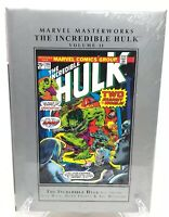 Incredible Hulk Volume 11 Collects 184-196 Marvel Masterworks HC New Sealed