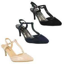Anne Michelle Slim Textile Shoes for Women