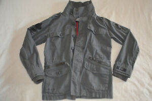 mens fox racing jacket medium