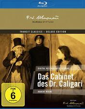L'Armadio Des Dr Caligari Versione Lunga Robert Wiene 1920 Deluxe Edition