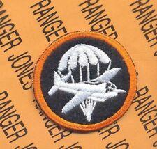 507th Airborne Infantry Regt Parachute Glider Jet Officer Hat patch #45