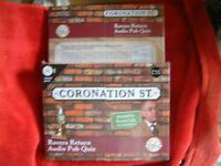 Coronation Street Audio Pub Quiz Hosted by Norris Cole