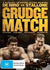 Grudge Match (DVD, 2014) region 4 ))De Niro VS Stallone((