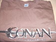 Goodie du film CONAN THE BARBARIAN - tee-shirt taille M ou XL (neuf)