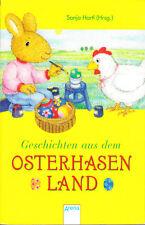 Hartl, Sonja (Hrsg) – Geschichten aus dem Osterhasenland – fast wie neu - Ostern