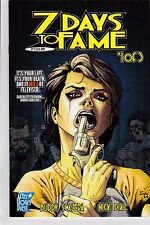 7 Days To Fame #1 VF/NM 9.0 After Hours Press 2005 See My Store