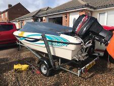 Fletcher Arrowflash 15ft 1998 Mercury 75hp Outboard
