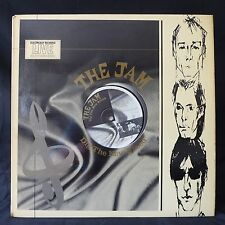 THE JAM Dig The New Breed POLYDOR COMPLETE UK Original A4/B4 LP EX