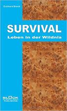 SURVIVAL - Leben in der Wildnis - Preisreduzierter Rückläufer wie NEU