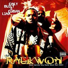 Raekwon - Only Built For Cuban Linx [180 gm 2LP black vinyl]