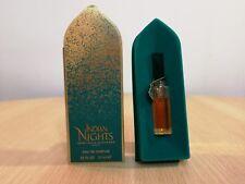 Jean Louis Scherrer Nuits Indiennes EDP 3.7ml  MINI MINIATURE PERFUME NEW w/ box