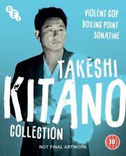 Takeshi Kitano Collection Blu-ray UK BLURAY