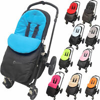 FOOTMUFF COSY TOES COMPATIBLE WITH ABC  PUSHCHAIR PRAM BUGGY FITS ALL MODELS NEW