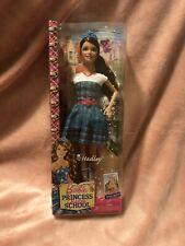 Barbie Princess Charm School Doll Hadley Sports Are A Kick Mattel Doll