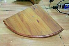 Etagere d'angle en bois