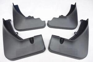 For Accessories peugeot 5008 2017 2019 Splash Guards Mud Flaps Mudguards 4pcs