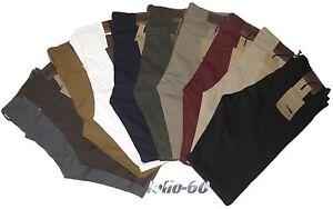 Pantalon Homme Jeans 46 48 50 52 54 56 58 60 Holiday Coton Stretch Panama