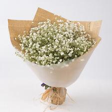 Silk Flowers Bouquet Home Decor Artificial Fake Flower Babys Breath Gypsophila