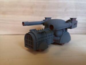 Ork /  Orx Dragster Big guns gunz  28mm 3d printed warpath Grimdark Wargaming
