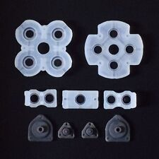 5Sets Silicone Rubber Button Contact Conductive Pads Set for PS4 Controller