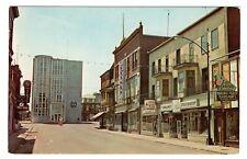Hôtel de Ville vue de la rue Nicholson SALABERRY-DE-VALLEYFIELD Quebec Canada