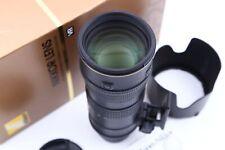 Nikon AF-S NIKKOR 70-200mm 1:2.8G ED VR