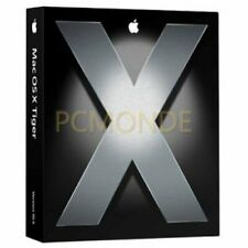 Open-Box Mac MA191Z/A OS X v10.4.3 Tiger Family Pack (DVD)