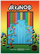 Arkanoid NES Video Game High Quality Metal Magnet 3 x 4 inches 9171