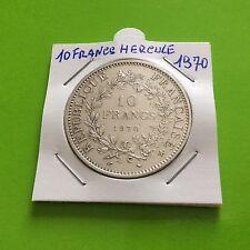 Pièce de 10 F en argent France Hercule 1970 SUP