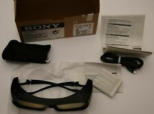 Sony 3D Glasses for Sony Projector TDG-PJ1 Fast Shipping