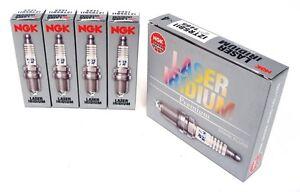 NGK LASER IRIDIUM Iridium Spark Plugs SILMAR9B9 95399 Set of 4
