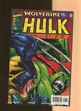Hulk 8 NM 9.2 * 1 Book Lot * Erik Larsen & Ron Garney! VS Wolverine (Skrull)!