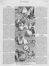 1892 Antiguo Impresión Botánica gigante rábanos historia crecimiento campamento malayo (181)