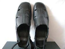 Butteri Designer hand-made Black Sandals size 9.5