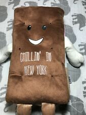 "Ice Cream Sandwich "" Chillin' In New York"" Plush 18"" ECU! Very Rare!"