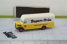 ALBEDO Old Timer MAN Bayern - Brau Beer TRUCK 1:87 HO Scale