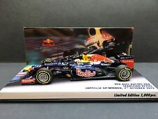 Minichamps - Sebastian Vettel - Red Bull - RB8 - 2012 -1:43 -Japanese GP Winner