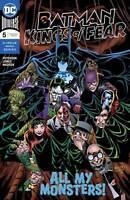 Batman Kings of Fear #5 DC Comic 1st print 2018 unread NM