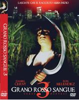 Grano Rosso Sangue 3 (Dvd - Quadrifoglio) Nuovo
