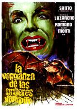 LA VENGANZA DE LAS MUJERES VAMPIRO  (DVD PRECINTADO) EL ENMASCARADO DE PLATA