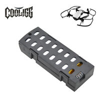 Cooligg S168-S RC Quadcopter Drone Spare Rechargeable 3.7V 1000mAh Battery