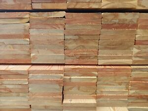 SIBERIAN LARCH Cladding 20mm x 142mm x 4m and 5m, without T&G