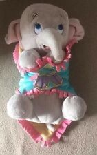 Dumbo the Flying Elephant Blanket Baby Disney Parks Plush Doll / Toy Cute Lovely
