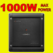 KENWOOD X501-1 CAR AMP AMPLIFER 1000W MAX POWER CLASS D - MONO/BASS ONE CHANNEL