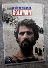 The Bible - Solomon Parts 1 & 2 DVD 1997 as Ben Cross David Suchet
