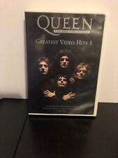 Queen - Greatest Video Hits 1 (DVD, 2002, 2-Disc Set) complete nice