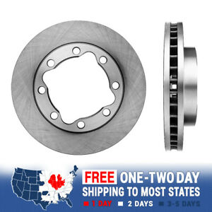 Front Brake Rotors For 1994 1995 1996 1997 1998 1999 Dodge Ram 2500 3500 4X4 4WD