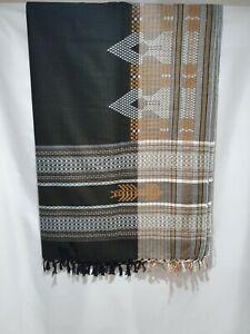 Yemeni Arab izaar lungi mawaz tassels towel Islamic somali african headscarf