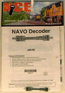 NEW N NCE 137 NAV0 Atlas 2 Function Board Decoder