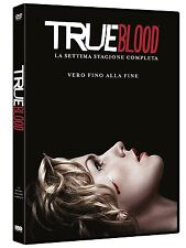 TRUE BLOOD - STAGIONE 7 (4 DVD) - COFANETTO ITALINO, NUOVO, ORIGINALE